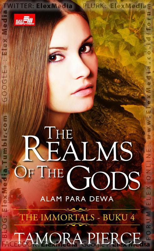http://ow.ly/o54Tg Terjebak di alam mistis Daine menemukan asal-usul misteriusnya! Buku IV Seri Immortals! Amazon 4.5/5* Goodreads 4.3/5* IMMORTAL #04: The Realms of The Gods http://ow.ly/o54XP Harga: Rp. 42,800 mobile http://ow.ly/o55Iq