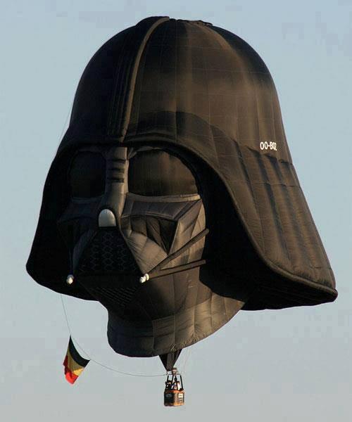 Balon udara yg keren.. :D