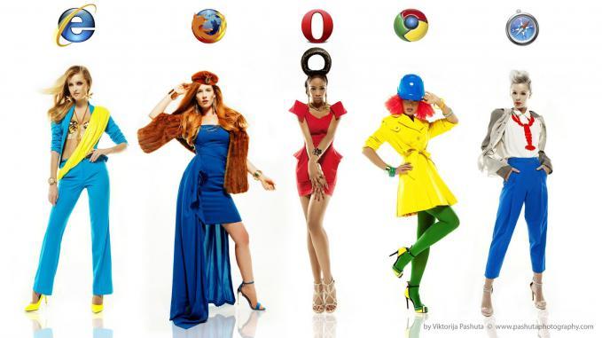 Ketika browser berdandan.. Keren!