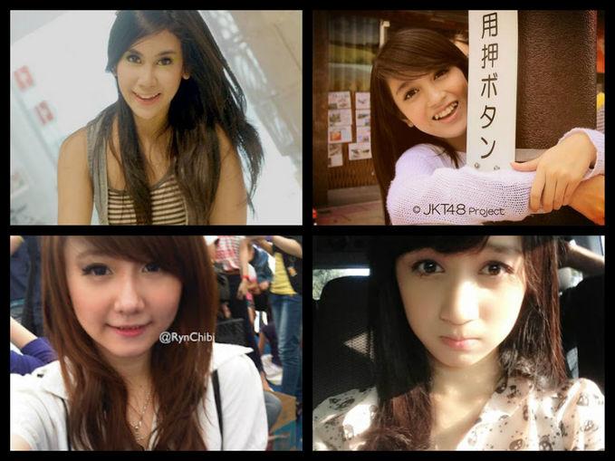 """Batlee!!!VOTE yang kalian suka diCOMENT yaaaaa!!!! Anisa Chibi Vs Nabilah JKT48 Auryn Chibi Vs Ayana JKT48!!! DITUNGGU SECEPATNYA!! DAN JANGAN LUPA KLIK """"wOw"""""""