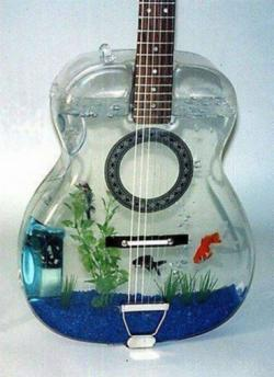 Fish Tank Guitar (Aquarium Gitar)