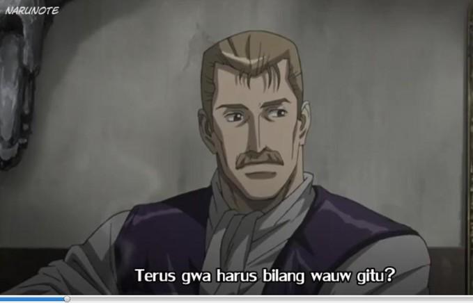 Alay mulai mewabah ke dunia anime Devil My Cry