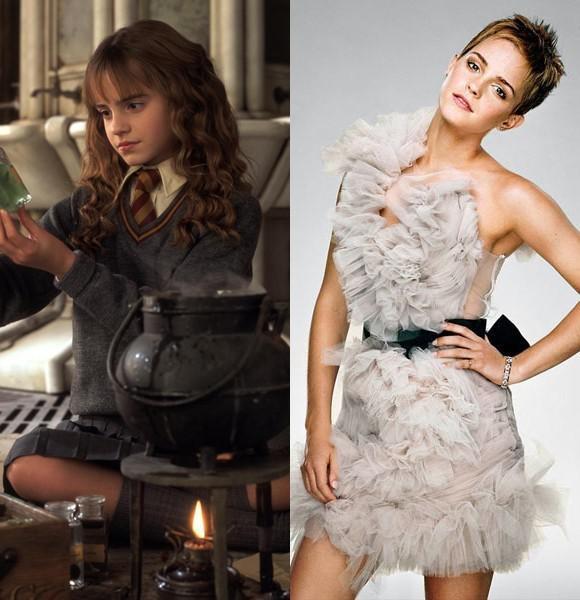Emma Watson udah gede :3