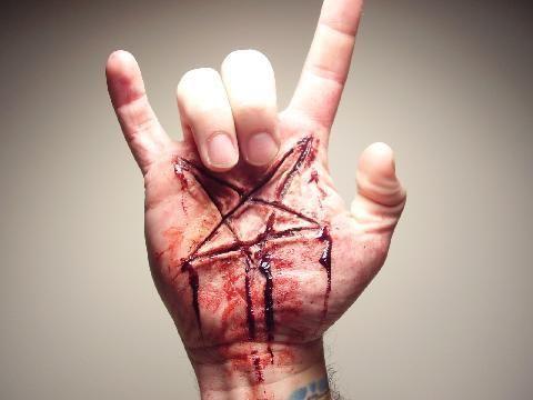 9 Simbol Setan Yang Tidak Asing Lagi - Asnur Blog
