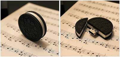 USB OREO,dont eat this by mistake