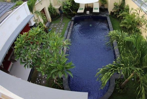 Bali Private Villa Joel Affordable Seminyak Kerobokan - http://baligooglebook.com