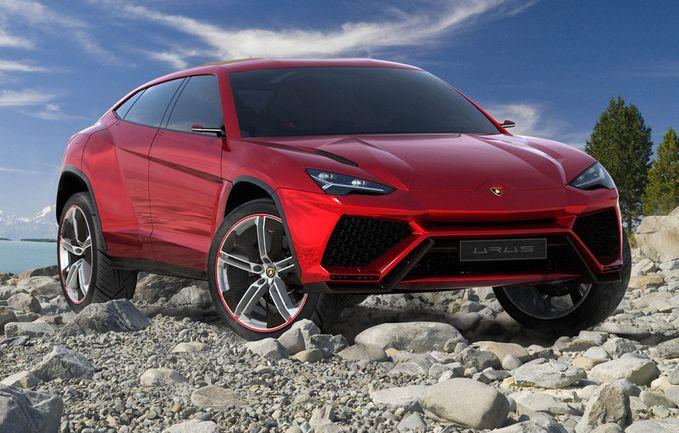 2017 Lamborghini Urus Concept
