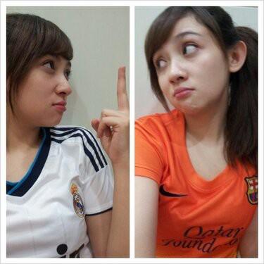Real Madrid vs Barcelona. Kamu pilih yang mana?