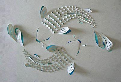 Ikan dari kertas