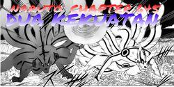 Alur Cerita Naruto Chapter 645 - Dua Kekuatan