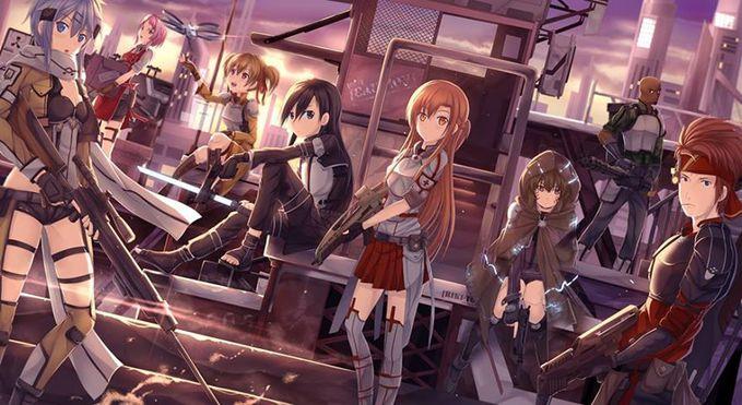 Masihkah kalian bersabar menunggu kelanjutan cerita dari Kirito dkk di anime Sword Art Online ? Bagi yang udah ngak sabar mana WOW-nya ?