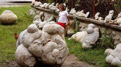 Batu Trovant, Batu Unik Yang Dapat Tumbuh - Asnur Blog
