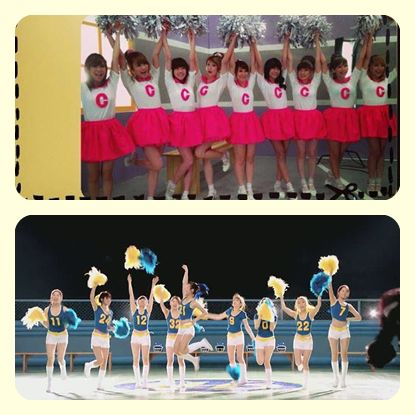 WHAT IS THIS? si chebek plagiat snsd lagi?