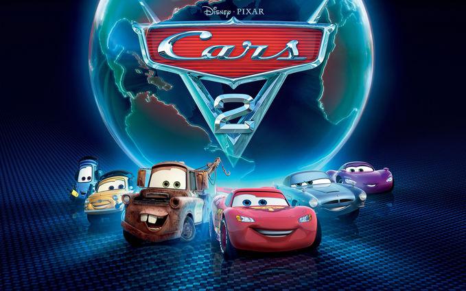 Film Cars 2 tuh banyak membuat orang terinspirasi dari sifat kejujuran si mater sampai persahabatan antar mater dan mcqueen ^^ WOW nya dong agan agan :D