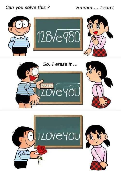 Nobita & Shizuka ...... xD