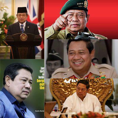 Selamat ulang tahun yang ke-64, Bapak SBY! Semoga semakin berwibawa dan makin bisa memakmurkan Indonesia