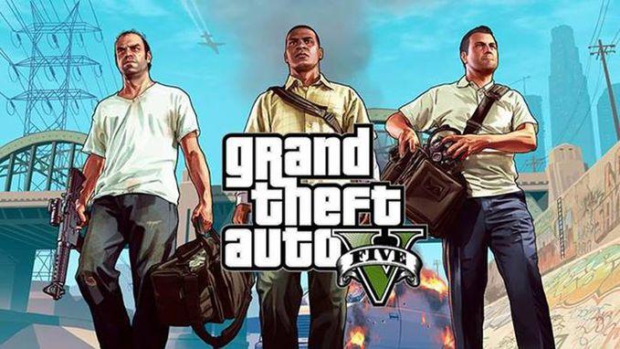 Game GTA 5 akan dirilis besok hari untuk XBOX 360 dan PLAYSTATION 3