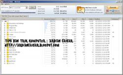 Tips Komputer WizTree Software untuk Melihat Used Space Harddisk