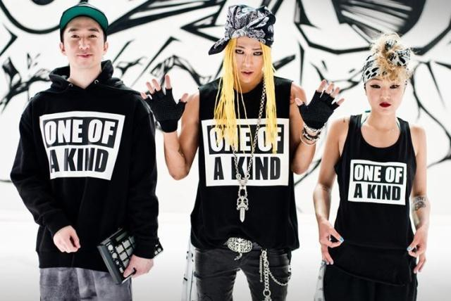G-dragon; yes sir,one of a kind........woooow....