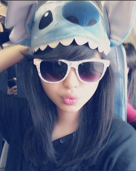 Jessica Vania (Jeje) Jkt48 ...cakep ya,,, WoW nya jg :P