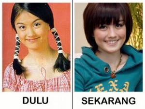 Siapa sih yg ga kenal Agnes ? Penyanyi wanita yg dulu merupakan Artis Cilik, presenter sekaligus penyanyi Tralala-Trilili ini sekarang udah tumbuh menjadi seorang penyayi.