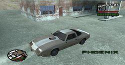 cara mendapatkan mobil phoenix di GTA SAN ANDREAS tanpa cheat