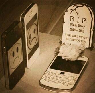 RIP Black Berry :(