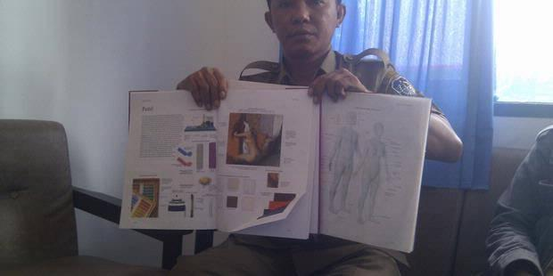 Buku Gambar Wanita Telanjang Anak SD Parah