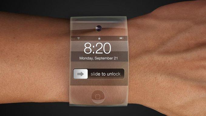 lagi lagi keuar iWatch tapi ini berbeda ini adalah smartwatch kini yang tlh keluar adalah samsung dan apel saja nah yang invisible ini siptaan samsung yang LIKE WOWnya yaa!