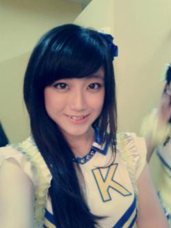 Sinka Juliani JKT48 Team KIII
