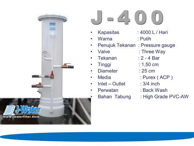 Filter Air Berkualitas Bagus Dan Garansi. Teknologi No.1 Alat Penjernih Dan Penyaring Air Tanah Sumur Dan Pam.