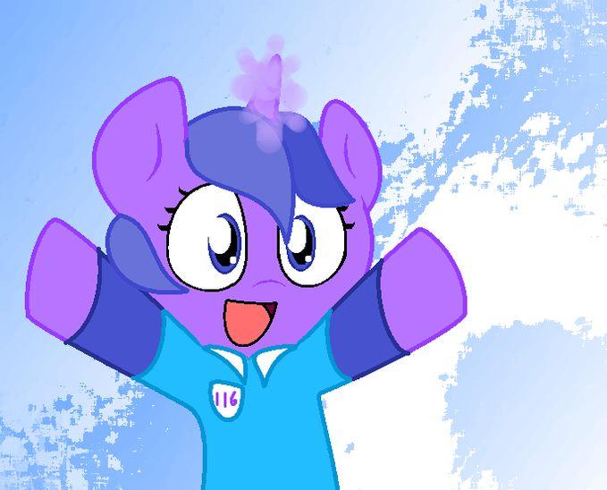Diriku Sendiri versi My Little Pony.Program:MS Paint,Paint.Net :) http://abid116.deviantart.com/
