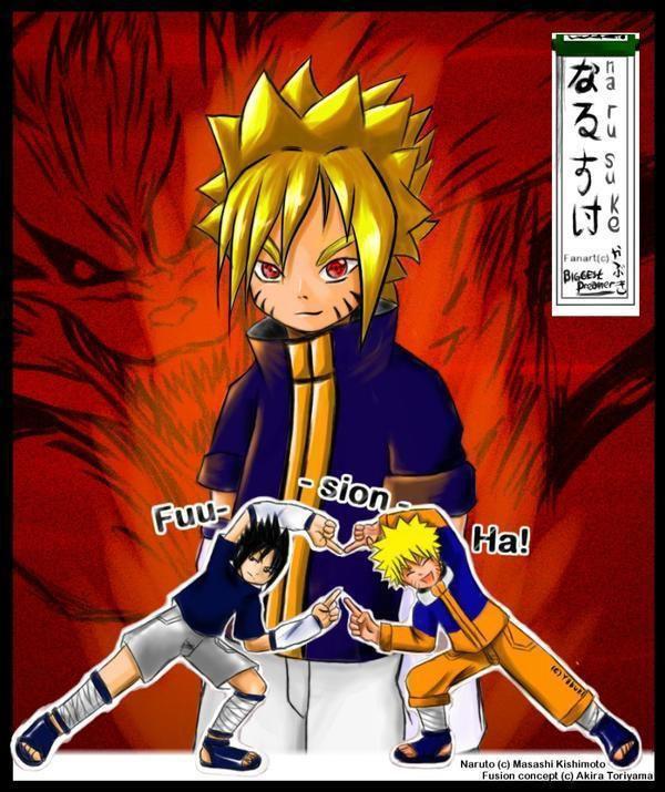 Naruto Fusion Sasuke Part 1