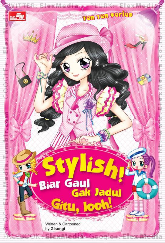 Sia-sia kalau tampil cantik dan keren tapi tidak percaya diri. TEN TEN: Stylish! Biar Gaul, Gak Jadul Gitu, looh! http://ow.ly/pkimT mobile http://ow.ly/pkipr Harga: Rp. 60,000
