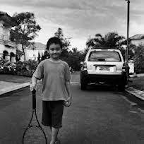 ini foto mikha angelo waktu masih kecil