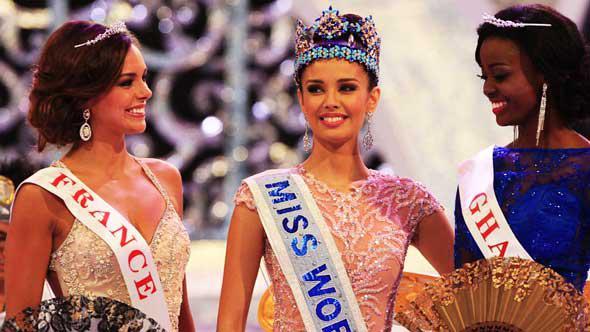 Bali Miss World 2013 Megan Young - baligooglebook.com