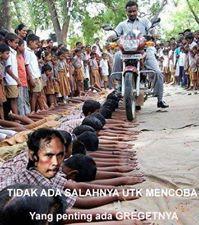 Mad dog jadi lebih greget ni Kalau itu ada di Indonesia apa yang akan kalian lakukan?? Kalau baca tolong wow-nya ya...!!