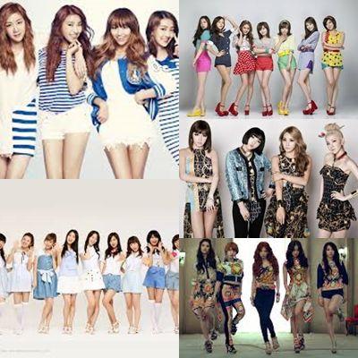 diantara ke 5 girlband korea, mana yg paling seksi? klo me : a. sistar = hyorin b. snsd = yoona c. t-ara = hyomin d. 2ne1 = park boom e. 4minute = hyuna menurut kalian siapa aja?