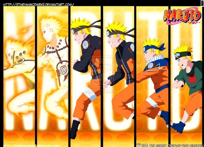 Nauto is anime jepang .. Naruto adalah seorang anak yang sewaktu kecil di benci oleh orang2 didesanya, setelah dewasa dia dapat menyesuaikan diri dan meliliki banyak teman.