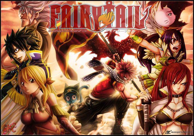Fairy tail.. . . . . film anime jepang..