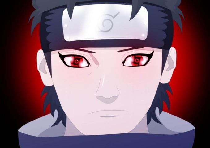 keren banget matanya uciha shisui,, top deh..