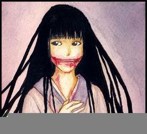 1.Hantu Jepang Onryou Yang disebut Onryou adalah hantu yang menaruh dendam kepada orang lain pada semasa hidupnya dan biasanya setelah meninggal ia akan gentayangan untuk membalas dendam kepada orang-orang tersebut. Penampakan hantu jepang ini biasanya digambarkan sebagai berikut : 1.Rambut panjang terurai. 2.Memakai kimono putih. 3.Pergelangan tangan menjuntai ke bawah. 4.Biasanya kaki tak tampak menjejak tanah. 2.Hantu Jepang Ubume Ubume adalah sosok hantu jepang berupa wanita yang meninggal ketika mengandung (lalu melahirkan dalam kubur) sehingga meninggalkan anak yang masih bayi dan hantu tersebut selalu kembali untuk merawat anaknya dengan membawa gula-gula. Apabila di Indonesia hantu ini sejenis dengan Kuntilanak atau Sundel Bolong. Penampakan hantu jepang bernama Ubume hampir sama dengan penampakan Onryou, hanya kisah asal muasalnya saja yang berbeda. 3.Hantu Jepang Funa Yuurei Funa Yuurei adalah hantu jepang yang berasal dari manusia yang tewas di tengah lautan. Hantu jepang jenis ini biasanya menampakkan diri pada penumpang kapal dan berpura-pura meminta bantuan kepada para penumpang, setelah itu mereka akan membalikkan kapal tersebut sehingga semua penumpang meninggal. 4.Hantu Jepang Zashiki Warashi Zashiki Warashi adalah hantu jepang yang berwujud anak-anak yang seringkali nakal daripada membahayakan. Hantu jepang ini bisa juga disebut Zashiki-bokko. Zashiki bisa diartikan sebagai penutup lantai rumah atau tatami sedangkan Warashi adalah hantu anak-anak. Penampakan hantu jepang Zashiki Warashi adalah seperti anak kecil yang berusia sekitar 5 atau 6 tahun. Berambut cepak dan berwajah merah. Apabila di Indonesia hantu ini disebut tuyul. Biasanya hantu jepang ini berkeliaran di sekitar rumah dan mencari perhatian dengan bermacam cara, seperti meninggalkan jejak kaki di lantai, atau tiba-tiba duduk di atas futon. Hantu jepang ini paling senang menampakkan diri pada anak kecil. Mungkin karena usia mereka sebaya. 5. Rokurokubi (Hantu Jepang Leher Panjang) Rokur