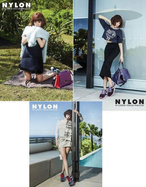 Rambut Pendek, Tiffany SNSD Ungkap Sesi Fotonya di Bali !Si cantik member idol grup Girls Generation yakni Tiffany melepaskan high heels kesayangannya dan memilih tampil casual dengan sneaker untuk sesi foto majalah Nylon edisi Oktober!