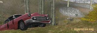 1. Ghost Car 2. BÑ?g Foot footprint Ñ?n map nyfmyv Coba deh liat peta GTA SA di PS kamu.. kamu ngerasa ada yang aneh ga? soalnya di peta itu kayak ada gambar jejak kaki kalo ga percaya liat aja nih gambar!