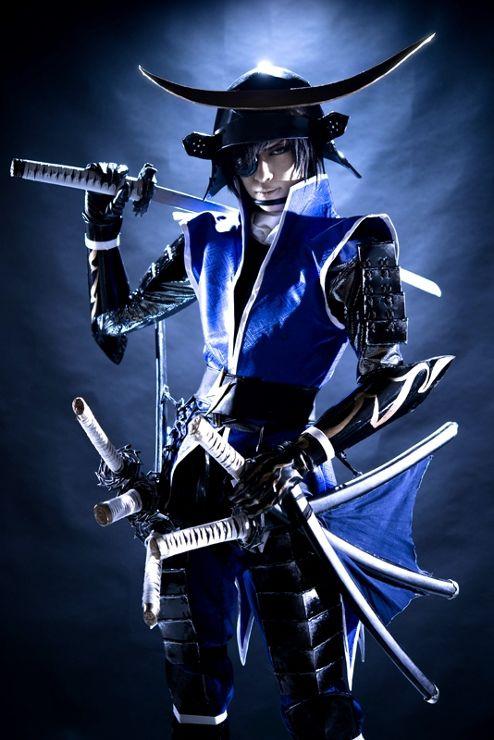 Date Masamune (Sengoku Basara) Cosplay by Mayu Mayu Profile : http://cosplaymaniax.com/cosplay/mayu/ More photos Visit us : https://www.facebook.com/cosplaymaniax Blog : http://cosplaymaniax.blogspot.com/