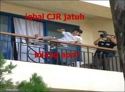 Yang pengen Iqbal CJR bunuh diri Wow nya donk !!