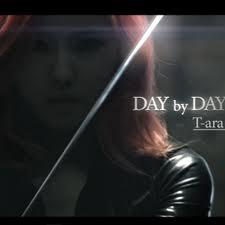 Siapa yang udah nonton video clip T-ara yang Day By Day full drama?