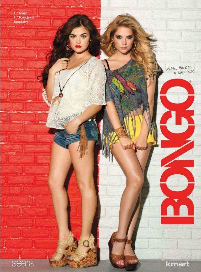 Two Badass Girl From Pretty Little Liars