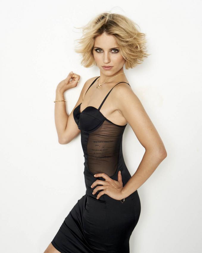 Siapa cwek sexy ini? Clue: Terkenal sebagai Quinn Fabray di Glee