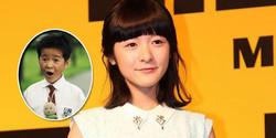 selamat malam kawan tahukah anda? ternyata pemeran dicky chow di film Cj7 adalah gadis cantik di sebelah kanan perlu anda tau, nama asli dari remaja cantik ini adalah Xu Jiao kasih wow nya doonk